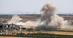 اسدی فوج نے شام میں کیمیائی ہتھیار استعمال کیے، امریکہ