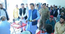 وزیراعظم نے اسلام آباد میں احساس سیلانی لنگر اسکیم کا افتتاح کردیا