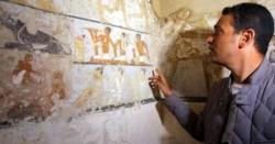 فرعون کی قبر کے قریب ساڑھے 4ہزار سال پرانی قبر مل گئی