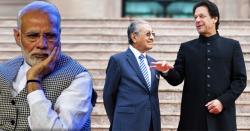 ملائشیا کے وزیراعظم مہاتیر محمد نے کشمیر سے متعلق اپنا بیان واپس لینے کا بھارتی مطالبہ مسترد کردیا