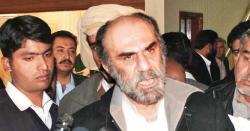 وفاقی حکومت بلوچستان کو ہر معاملے میں نظر انداز نہ کرے ، اسلم رئیسانی
