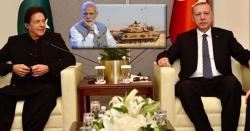 شام پر حملے کے بعد پاکستانی اہم شخصیت کی ترک صدر سے ملاقات