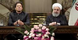 وزیر اعظم عمران خان ایک روزہ دورے پر ایران پہنچ گئے