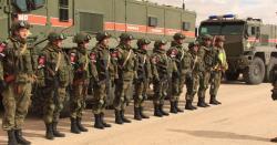 روس بھی میدان میں آگیاشام کے علاقوں میں فوجیں تعینات کرنا شروع کردیں