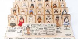 شخصیت بوجھیں : دنیا بھر کی متاثر کن خواتین پر مبنی گیم