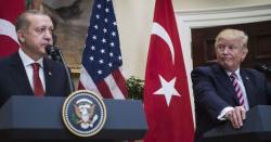 ٹرمپ کا شام میں حملوں پر اردگان کو خط،ترک صدر نے امریکی صدر کا خط کچرے کے ڈبے میں پھینک دیا