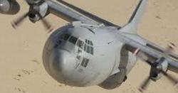 ایٹمی جنگ سے بچنے کیلئے تیار کیا گیا خصوصی امریکی طیارہ ایک پرندے کی وجہ سے تباہ ہوگیا
