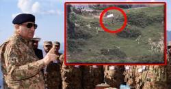 ہندوستانی فوجیوں کی لاشوں کے ڈھیر لگتے ہی بھارت نے امن کا سفید جھنڈا لہرادیا