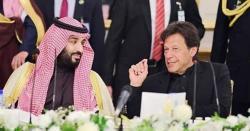 عمران خان اور سعودی ولی عہد ایک پیج پرہیں،سعودی حکومت اس حکومت مخالف تحریک کا حصہ نہیں بن سکتی