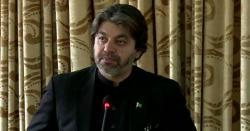 علی محمد خان نے کشمیر ملین مارچ کے شرکا سے خطاب کے دوران بھا رت کو خبر دار کر دیا