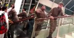 اسلام آباد ایئر پورٹ پر ASFاہلکار وںکا مسافروں پر وحشیانہ تشدد