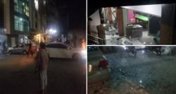 اسلام آباد کے سیکٹر ای الیون تین مرکز میں سلنڈر دھما کہ،  7 افراد زخمی