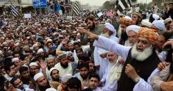 جے یو آئی کی کیٹگری اے کی قیادت کی گرفتاری کی صورت میں سیکنڈ قیادت کو لاہور اور اسلام آباد پہنچنے کی ہدایت