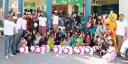 زونگ4جی کے نیو ہوپ والنٹیئرز کاایس او ایس ولیج کوئٹہ کے بچوں کے ساتھ ایک دن