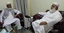 مولانا فضل الرحمن اسلام آباد آئیں اور پریڈ گرائونڈ میں بیٹھ جائیں ، صداقت علی عباسی