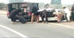 پولیس سانحہ ساہیوال کے گواہوںکو پکڑ کر لے گئی اور ان کیساتھ کیا سلوک کیا