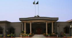 اسلام آباد ہائیکورٹ نے میڈیا توہین عدالت کیس میں چیئرمین پیمرا کو توہین عدالت کا نوٹس جاری کر دیا