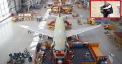 بھارتی نجی فضائی کمپنی کا ایئر بس کو 33 ارب ڈالر مالیت کے 300 طیاروں کا آرڈر