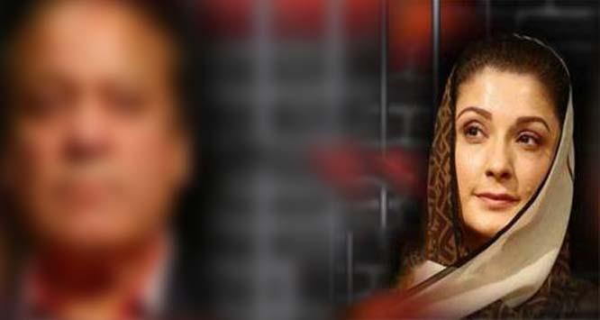 جیل میں بیٹھی مریم نواز چھا گئیں
