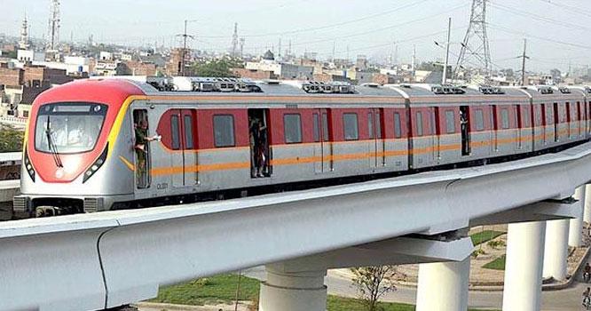 اورنج ٹرین لائن منصوبہ، حکومت نے تیسری بار تاریخ دے دی