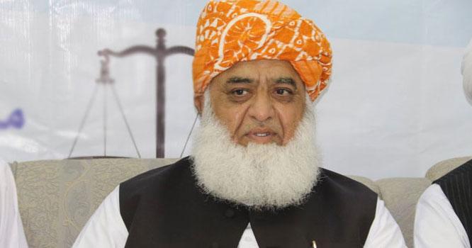 قاری محمد زاور بہادر کی مولانا فضل الرحمان پر کڑی تنقید