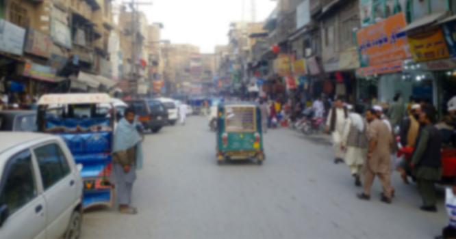 پاکستان کا وہ بازار جس پر ملکیت کا دعویٰ پاکستان کا پڑوسی ملک بھی کرتا ہے