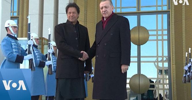 جنرل اسمبلی میں عمران خان نے امت کی  صحیح ترجمانی کی ،رجب طیب اردوان
