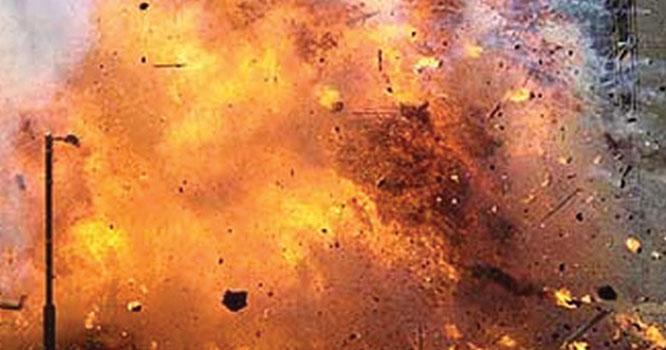 پاکستان کے اہم شہر میں خوفناک بم دھماکہ