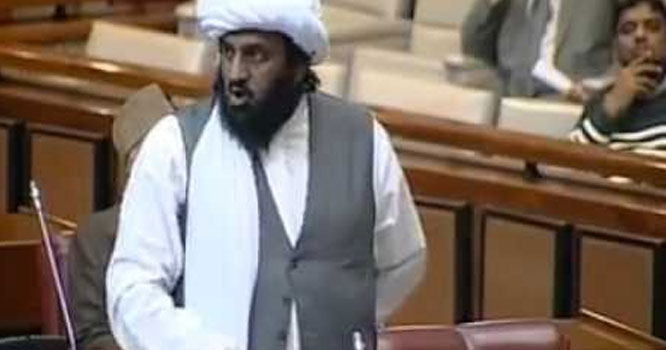 حافظ حمد اللہ کے شناختی کارڈر کی منسوخی ناقابل فہم اقدام ہے، اکرم درانی