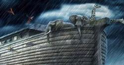 حضرت نوح  ؑ ایک بوڑھی عورت کوطوفان کے دوران کشتی میں  ساتھ لے جانابھول گئے