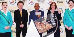 پاکستانی تاجر نے دبئی میں 10 لاکھ ڈالر کی لاٹری جیت لی