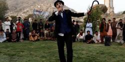 افغان شہریوں کے لبوں پر مسکراہٹ بکھیرنے والا چارلی چپلن