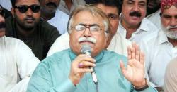 سینیٹ اجلاس کےدوران مولابخش چانڈیواور فیصل جاوید کے مابین لفظی جھڑپ