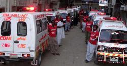 مٹیاری: کوچ کی موٹر سائیکل رکشے کوٹکر سے 13 افراد جاں بحق