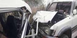 نماز جناز ہ میں شرکت کیلئے جانیوالی گاڑی کو حادثہ۔۔والد ہ کی وفات پر جانےوالی بیٹی سمیت ایک ہی خاندان کے7 افرادجاں بحق