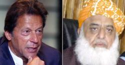 حکومت استعفی دے دیتی تواحتجاج ملک بھرتک نہ پھیلتا،مولانافضل الرحمان