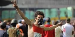 عراق میں ثابت قدمی کا جمعہ ، مظاہرین کا 40 برس تک ڈٹے رہنے کا عزم