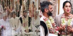 نجم سیٹھی کی بیٹی اداکارہ میرا نے خفیہ طور پر شادی کرکے مداحوں کو حیران کر دیا