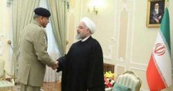 جنرل قمر جاوید باجوہ کی ایرانی صدر سے ملاقات، حسن روحانی نے پاک فوج کے بارے میں وہ کچھ کہہ دیا