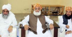 مولانا فضل الرحمن نے مختلف اشاروں پر مسئلہ کشمیر کو دبایا  ،تنظیمات اہلسنت