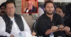 عمران خان اور شاہد آفریدی کی مخالفت اور ایک پیج پر نہ آنے کے پیچھے کیا کہانی چھپی ہے، ہارون الرشید نے سب کچھ بتا دیا