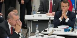 صدر ماکروں کو''دماغی طور پر مردہ ''قرار دینے پر ترکی اور فرانس میں کشیدگی