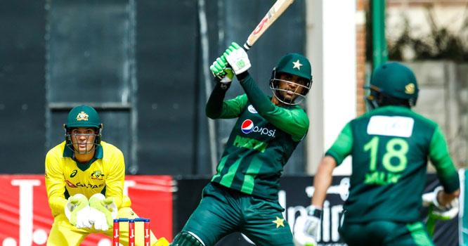 پاکستان نے آسٹریلیا کو جیت کیلئےحیران کن ہدف دیدیا