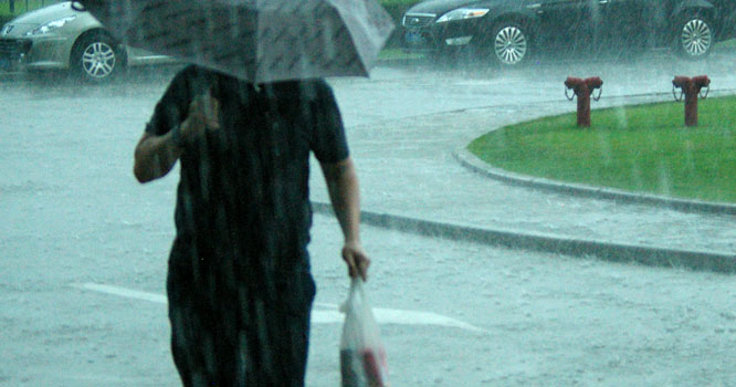 محکمہ موسميات نے اگلے 4 سے 5 روز تک مزيد بارشوں کی پيشگوئی کردی
