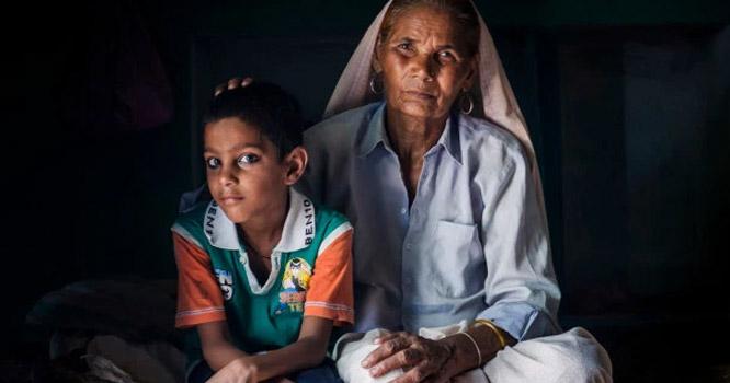 دادی اپنے پوتوں سے زیادہ پیارکرتی ہے یانانی اپنے نواسوں سے ،سائنسی تحقیق میں حیران کن انکشاف