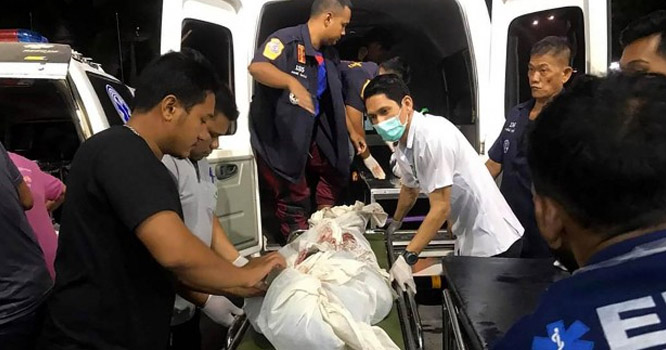دہشتگردوں کی فائرنگ ،خواتین سمیت15 سیکورٹی اہلکارجاں بحق