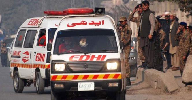 کراچی،مسافر بس اور رکشہ میں تصادم،11 افراد جاں بحق ،5 زخمی