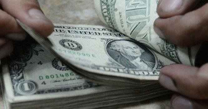 انٹربینک میں ڈالر ایک ہفتے کے دوران 18 پیسے سستا ہوا
