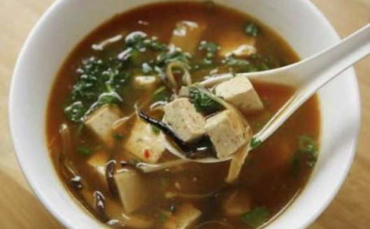 ہاٹ اینڈ سار سوپ بنانے کی ترکیب