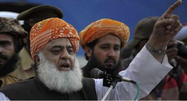 عمران نیازی کی حکومت کے دن گنے جاچکے ، مولانا فضل الرحمن